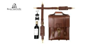 Summer and Summer's Hottest Must-Have Accessory – The Luxury Wine Bag