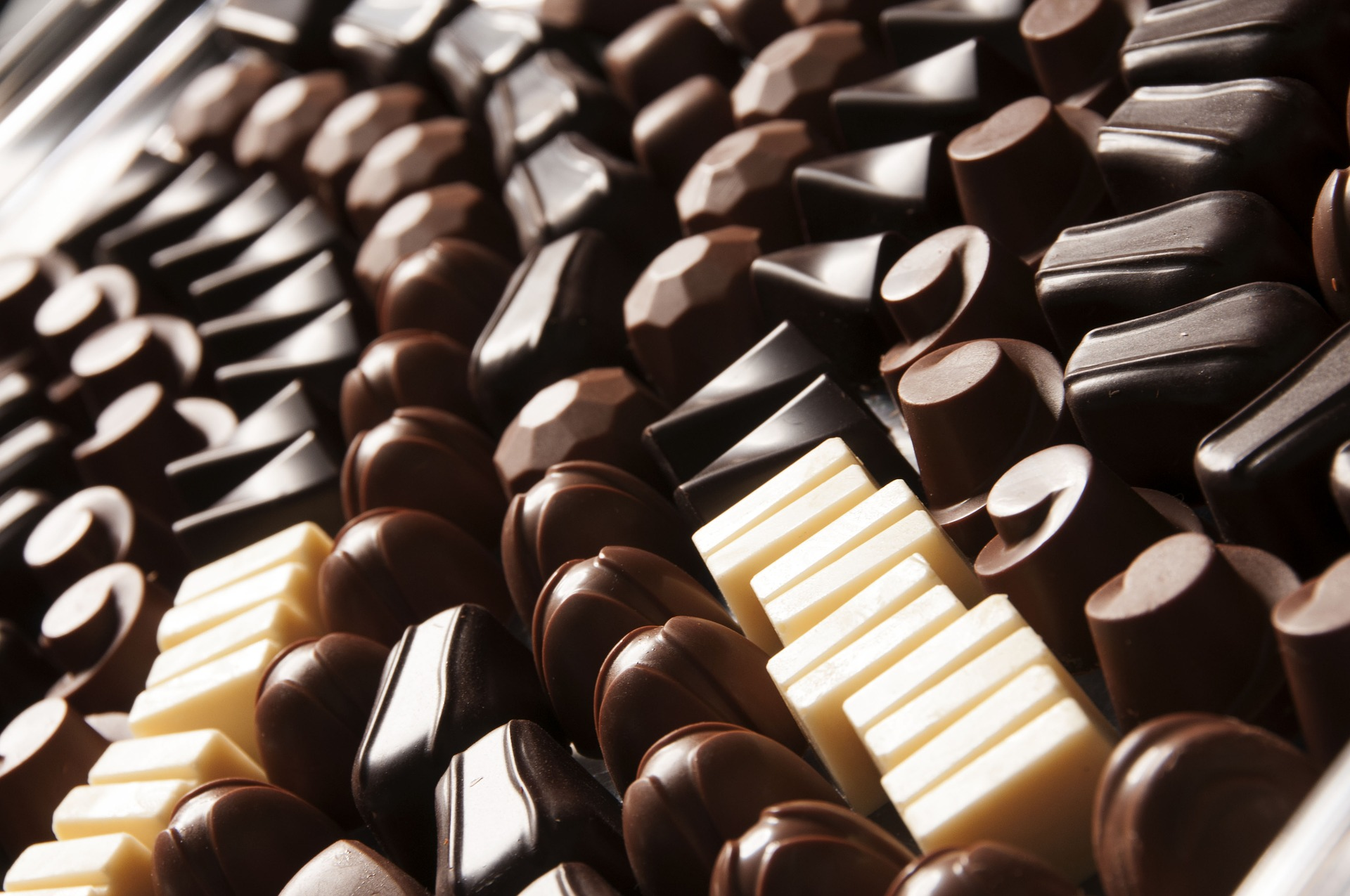The Divine World of Chocolate