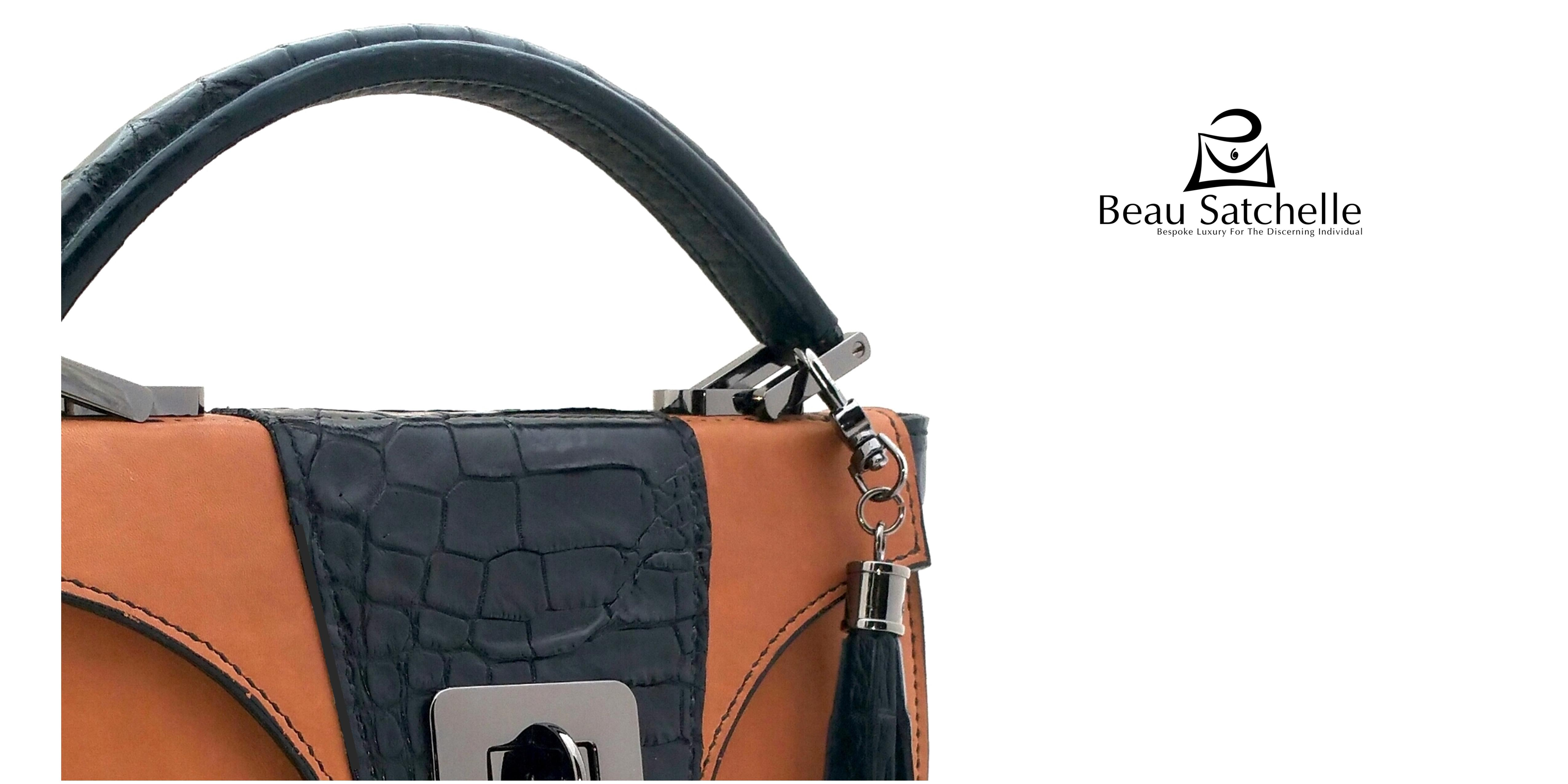 New Product Reveal: The Natalie Bespoke Handbag