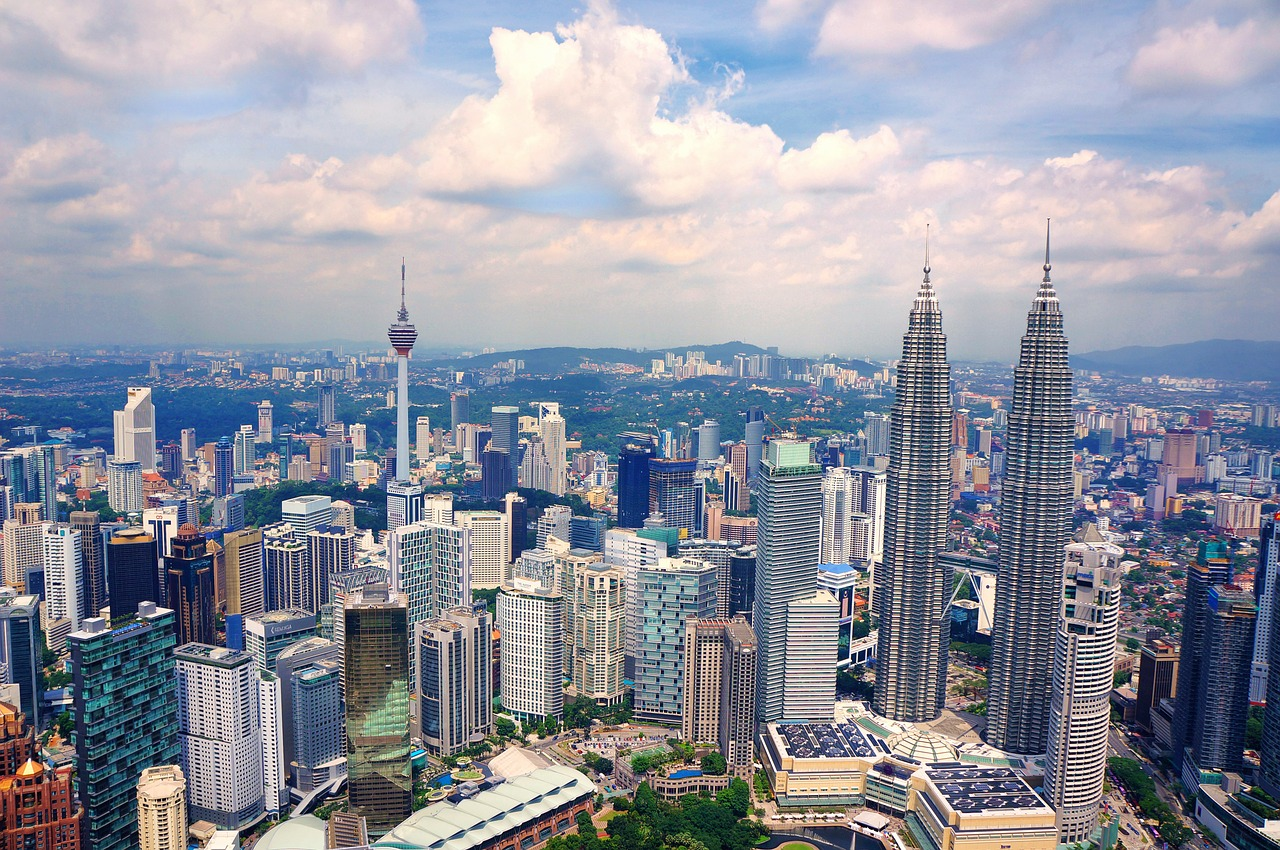 Top Luxury Shopping Destination:  Kuala Lumpur, Malaysia