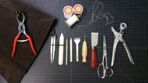Luxury Leather Craft Training