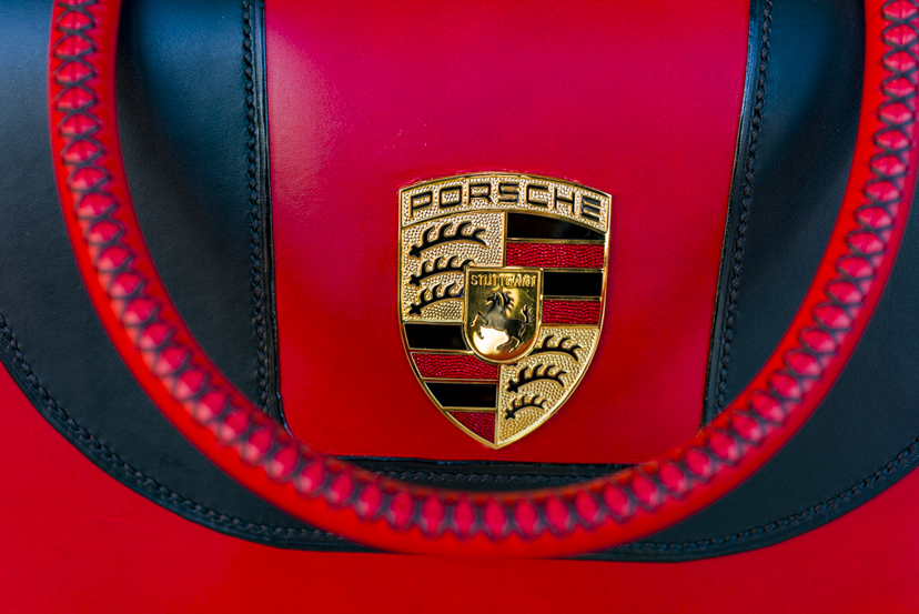 Product Reveal: The Porsche GT2 RS Racing Inspired Duffle Bag