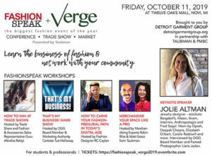 Michigan's Annual Business of Fashion Education Never Disappoints