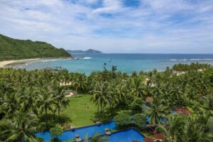 """Vacationing at the """"Cannes of the East"""":  Hainan, China"""