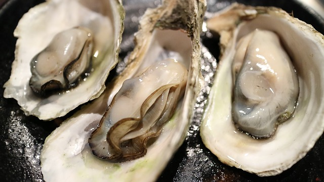 Gifts from the Sea:  The Divine Oyster