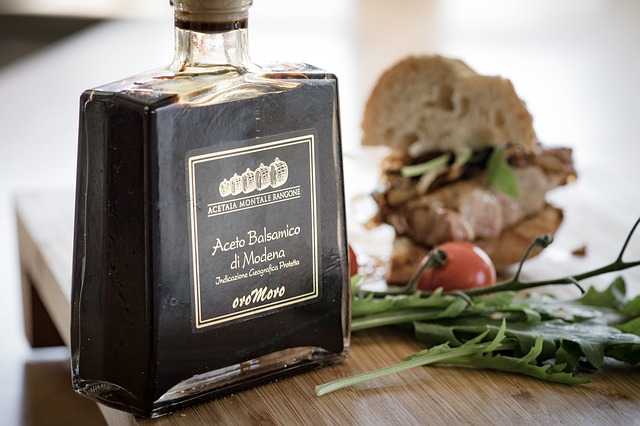 Liquid Black Gold: Balsamic Vinegar