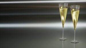 The Nectar of Spirits:  Champagne