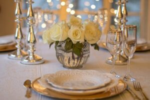 Hosting An Elegant and Safe Dinner Party