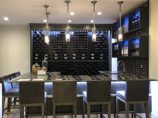 Luxury Trends: Home Wine Cellars