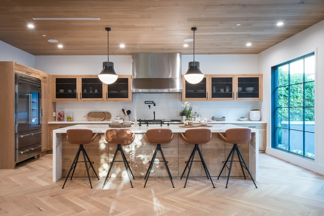 You are currently viewing Home Design:  The Fusion of Leather and Wood